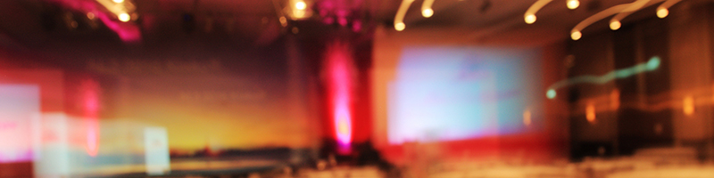 Motivational Speaking image - Abstract blurred photo of conference hall or seminar room with background.
